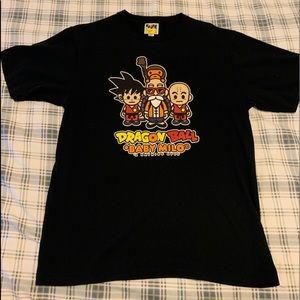 OG Bape X DBZ T-shirt